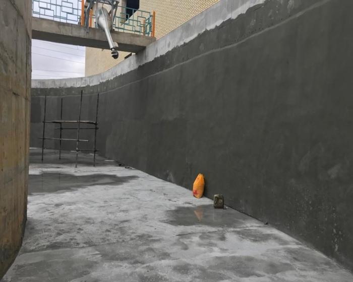 پوشش آب بند کننده پلیمری (دوجزئی ) B.C 132